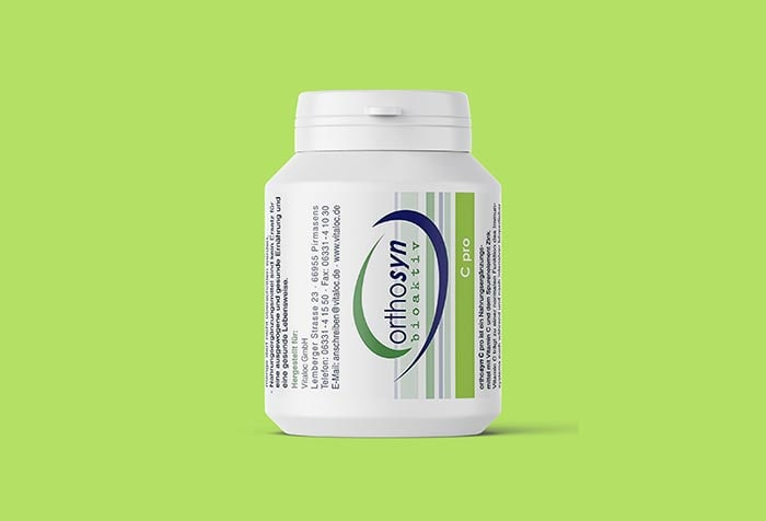 orthosyn vitamin c (c pro)